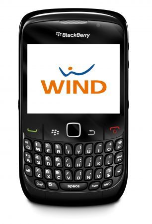 BlackBerry Curve 8520: le offerte di Wind