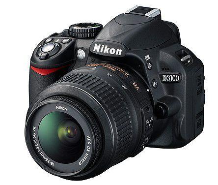 Nikon D3100: reflex entry level che registra in HD