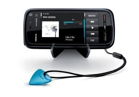 Da oggi disponibile in Italia il Nokia 5800 Xpress Music