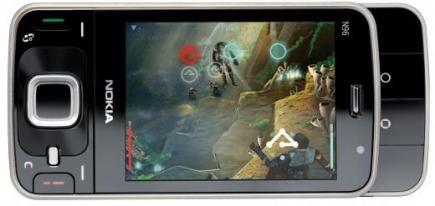 Da oggi è disponibile nei negozi il nuovo Nokia N96