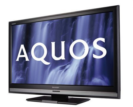 TV LCD Sharp Full HD con risparmio energetico