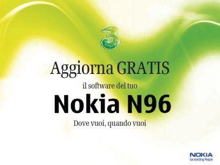 Da TRE un manuale Online per aggiornare il Nokia N96