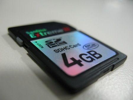 DRM, in arrivo anche la protezione anticopia per le schede di memoria flash