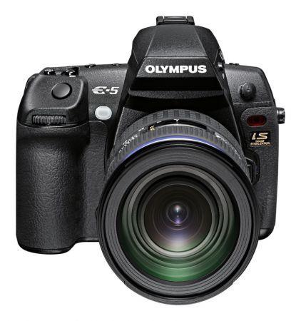 Olympus E-5: reflex digitale per fotografie estreme!