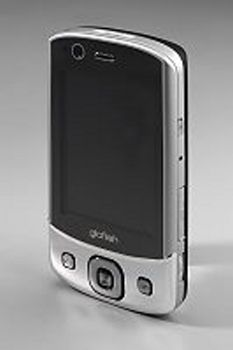 E-Ten Glofiish DX900: doppia sim card