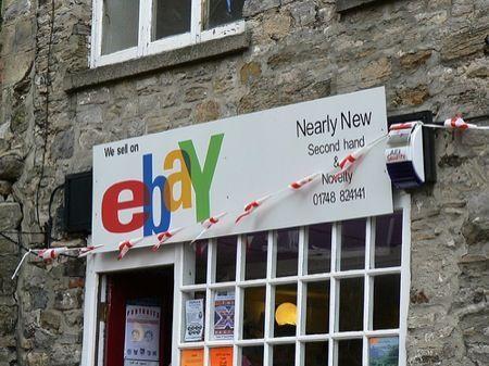 eBay, aperto il primo negozio a Londra
