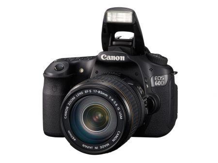 Canon EOS 60D: reflex digitale ergonomica per scatti creativi come idea regalo