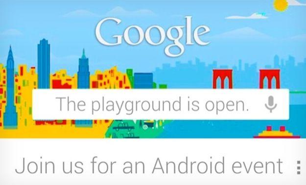 Google annuncia un evento Android per il 29 ottobre