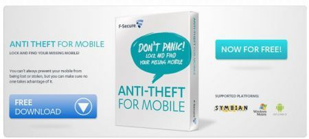 Nokia N8 F-Secure Anti-Theft for Mobile