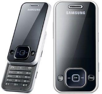 Samsung SGH F250 Music Slider