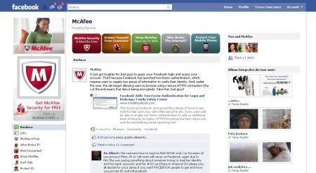 Facebook regala antivirus McAfee: 6 mesi di protezione gratis