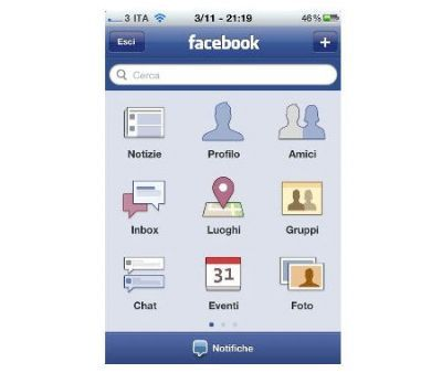 Facebook 3.4.1 arriva per iPhone, iPad ed iPod Touch (aggiornamento)