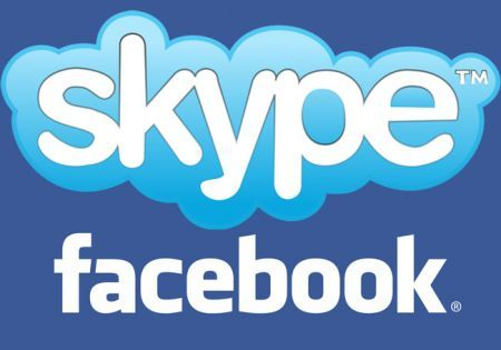 Facebook, videochiamate e Skype