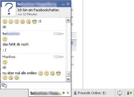 Facebook Emoticon: le combinazioni di caratteri da usare
