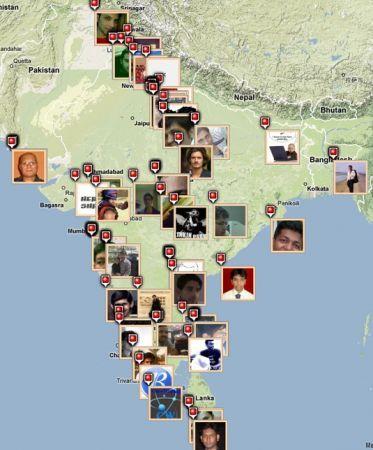 Facebook apre nuova sede in India
