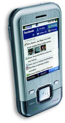 Facefonino, Facebook e Windows Live Messenger: tariffe per navigare dagli operatori mobile
