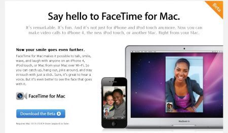 FaceTime sul Mac