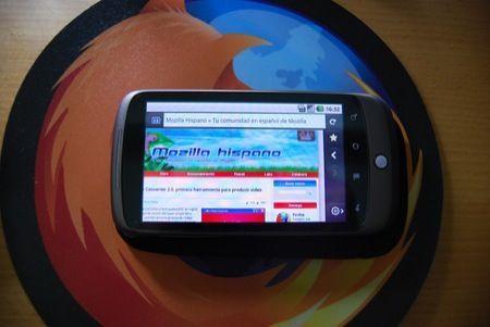Mozilla Firefox 7 per Android, sta nascendo il browser free universale