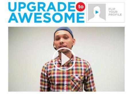 Flip SG: inserire un video come immagine del profilo di Facebook