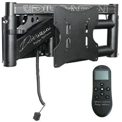 Diunamai Electra WD-Q410: staffa motorizzata supporto TV LCD