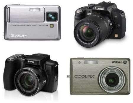 Fotocamere digitali: guida all'acquisto