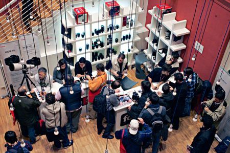 Fotografica 09: appassionati e professionisti della fotografia a confronto a Milano