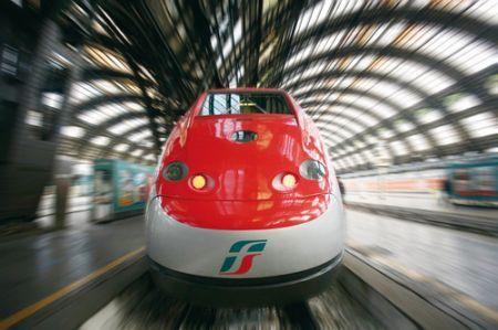 Vodafone: banda larga sui treni Frecciarossa dal 12 dicembre 2010