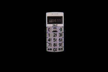 Telit Noè: cellulare con ripetitore vocale e funzioni per la sicurezza