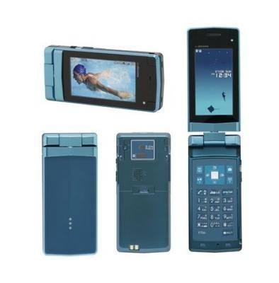 Fujitsu F706i: il cellulare subacqueo!