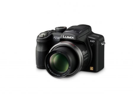 Panasonic Lumix DMC-FZ38: filmati in HD e obiettivo 18x