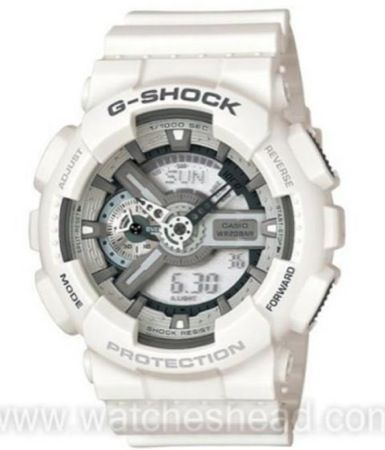 Regalo San Valentino: Casio G-Shock GA-120-7A, per veri sportivi