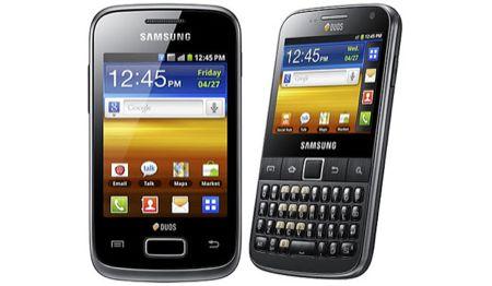 Samsung Galaxy Y Duos, in arrivo due versioni dual SIM