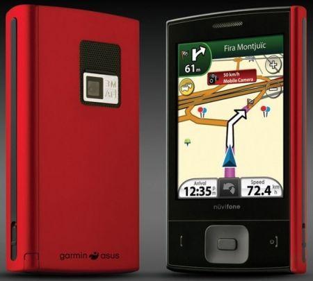 Garmin-Asus M20 Nuviphone: la famiglia dei Nuviphone cresce