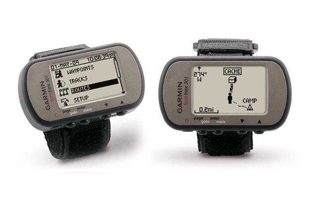 Natale 2012: Garmin Foretrex 301, navigatore GPS da polso