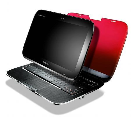 CES 2010: Lenovo IdeaPad U1, notebook e Tablet insieme