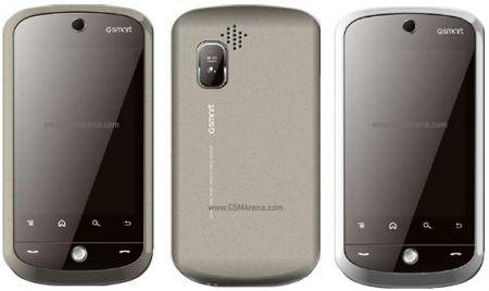 Gigabyte GSmart G1310: Android dual sim smartphone