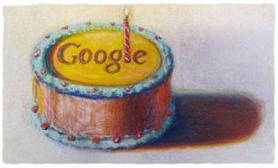 Buon compleanno Google: 12 candeline per Mountain View