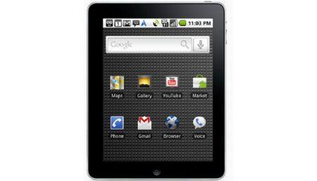 Verizon e Google al lavoro su un Tablet con Android