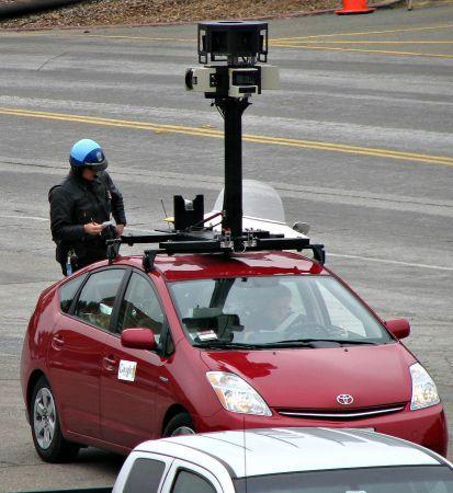 Google: Francia multa di 100 mila euro le Google Cars