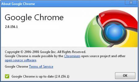Google Chrome 2.0: il web browser diventa ancora più veloce ed affidabile in video