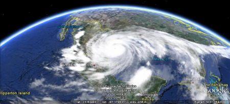 Google Earth 5.2: arriva il meteo in tempo reale