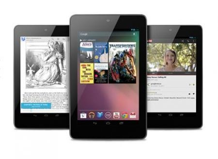 Google Nexus 7, uscita in Italia a settembre e prezzo di 249 euro confermati