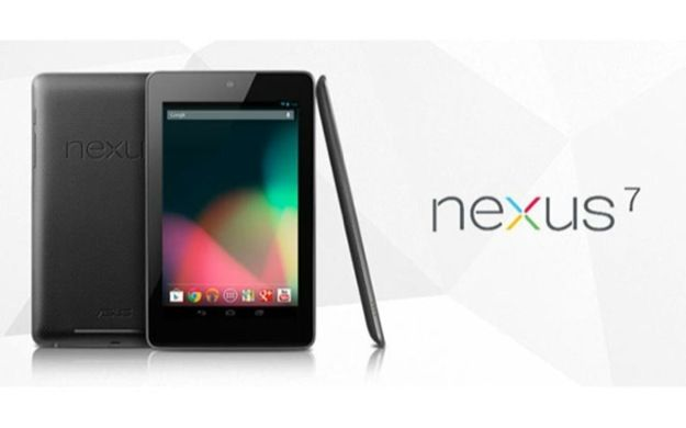 Google Nexus 7 disponibile ufficialmente in Italia a 249 euro