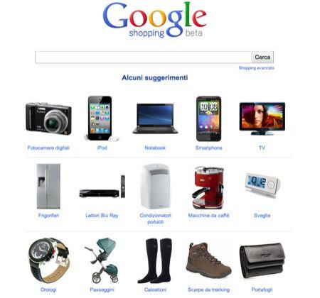 Google forse sfida eBay e Amazon nel mondo degli acquisti online