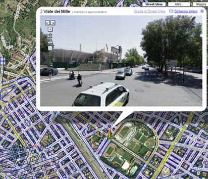 Google Street View disponibile anche per Windows Mobile e Symbian