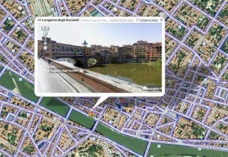 Google Street View è arrivato in Italia