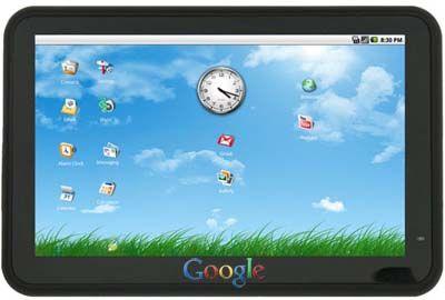 Google annuncia un nuovo tablet per combattere l'iPad 2