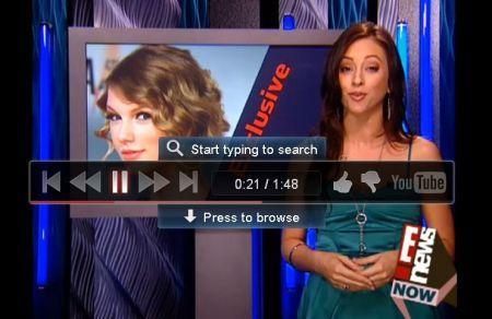 Google TV Leanback: ecco l'interfaccia internet per la navigazione Youtube