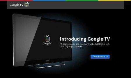 Google TV: sta per arrivare la TV del futuro