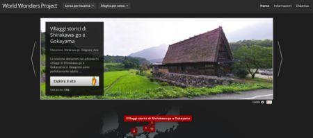 Google World Wonders, lanciato il nuovo servizio di turismo sul Web